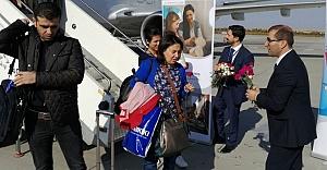 GAP Havalimanı'nda kadınlara sürpriz...