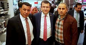 MHP Afyon Milletvekili Urfa sokaklarında...