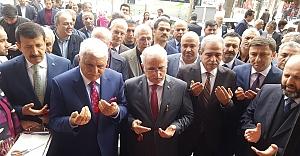 Seçil Store Urfa'da dualarla açıldı