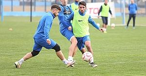 Şimşek, Urfaspor maçına hazırlanıyor