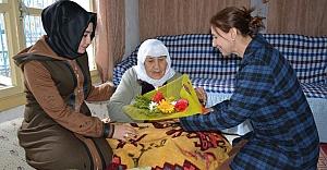 Siverek Belediyesi yaşlıları unutmadı