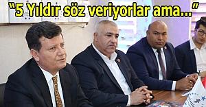 TÜMSİAD Başkanı Sade sitem etti