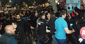 Urfa#039;da Suriyelilere linç girişimi!