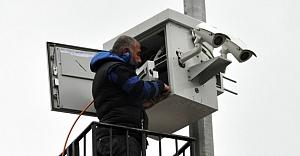 Urfa-Suriye sınırı kameralarla izlenecek