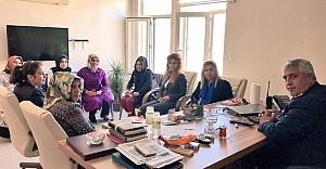 Bozovalı Kadınlardan anlamlı ziyaret