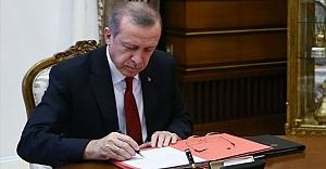 Erdoğan 54 kanunu onayladı