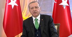 Erdoğan canlı yayında Urfa'yı anlattı