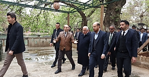 Erdoğan Urfa'da