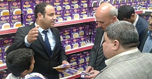 Eyyübiye Kaymakamlığı, Gıda Bankası açtı