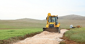 Haliliye'den kırsalda dört dörtlük çalışma