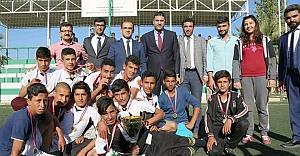 Harran'da kıyasıya yarıştılar
