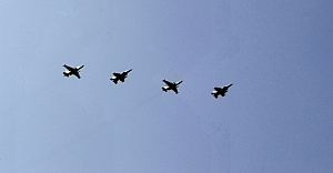 İsrail, Suriye rejimine ait kampı vurdu