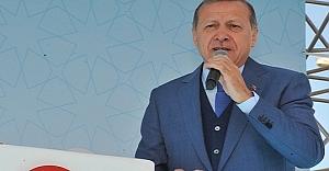İşte Erdoğan'ın Urfa konuşması...