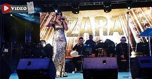 Şanlıurfa Zara ile coştu