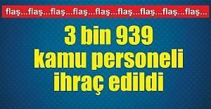 Urfa'da onlarca kişi ihraç edildi