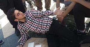 Urfa'da Suriyeli genç bıçaklandı