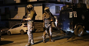 Urfa'da terör operasyonu!