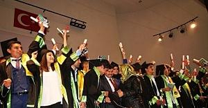 Celal Çiftçi ilk mezunlarını verdi