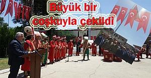 Ceylanpınar sınırına Türk Bayrağı çekildi