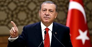 Erdoğan sert konuştu! (video)
