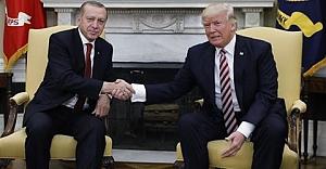Erdoğan Trump görüşmesi bitti. Işte detaylar