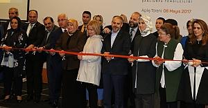 Erdoğan, Urfa'da KADEM'i açtı