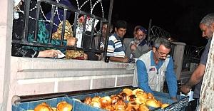 Ramazan boyunca bedava