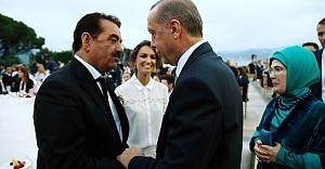 Tatlıses, Cumhurbaşkanı Erdoğan'ı kutladı