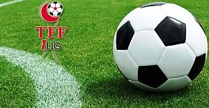 TFF 1. Lig'de haftanın sonuçları ve puan durumu...