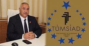TÜMSİAD'tan Urfaspor açıklaması...