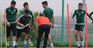 Urfaspor, Balıkesirspor maçına hazırlanıyor