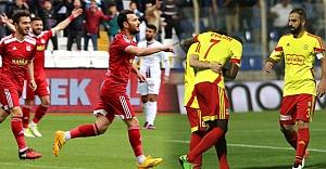 Yeni Malatyaspor ve Sivasspor Süper Lig'de
