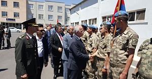 Jandarma'da Mutlu gün