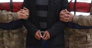 PYD'nin kuryecisi Urfa'da yakalandı…