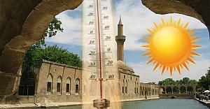 Sıcaklar yakmaya devam ediyor…