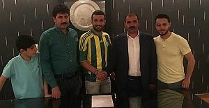 Urfaspor ilk transferini yaptı