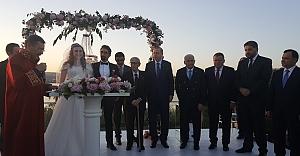 Erdoğan Urfalı Damadın nikahını kıydı