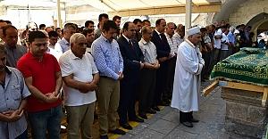 Hacı Sıdıka Nimetoğlu toprağa verildi