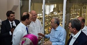 Şanlıurfa sanayisi bakanların gündeminde