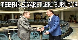 VALİ ERİN GÜLPINAR VE BAYDİLLİ'Yİ AĞIRLADI