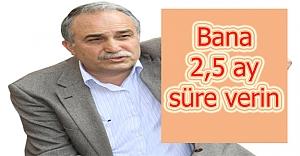 Bakan Fakıbaba'dan flaş açıklama