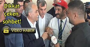 """Bakan Fakıbaba, yüzüne söyledi: """"Aday olma"""""""