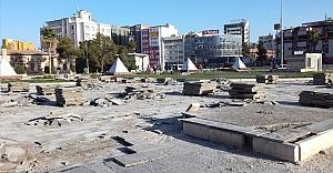 Rabia Meydanı sil baştan…