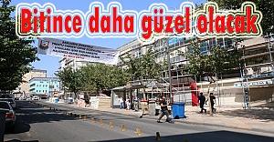 Urfa Büyükşehir, estetik görüntü kazandıracak