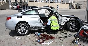 Urfa'da ölümlü feci kaza!
