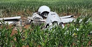 Urfa'ya İnsansız Hava Aracı düştü