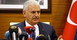 Başbakan Yıldırım, ilk ders zilini Şanlıurfa'da...