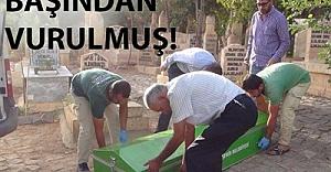 Harran Kapı'da erkek cesedi bulundu