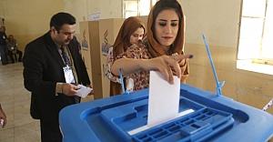 Irak referandumundaki farka bakın