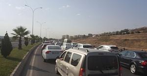Şanlıurfa'da Trafik Çilesi